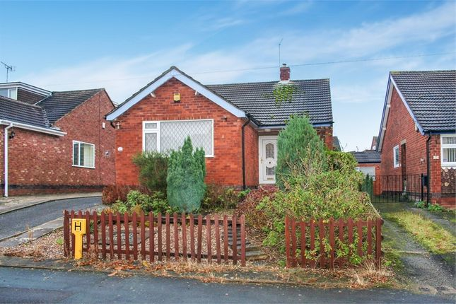 Thumbnail Detached bungalow to rent in The Meadows, Shepshed, Loughborough, Leicestershire