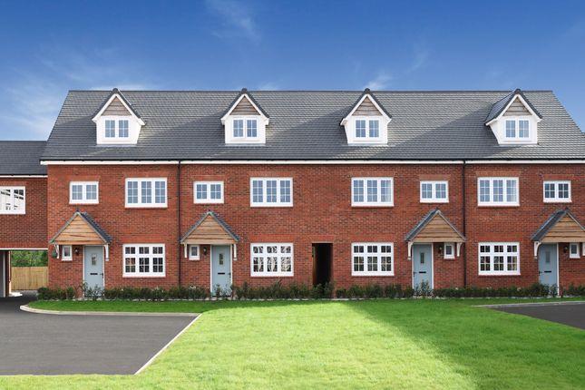 "4 bed terraced house for sale in ""Grantham Mid"" at Ledsham Road, Little Sutton, Ellesmere Port CH66"