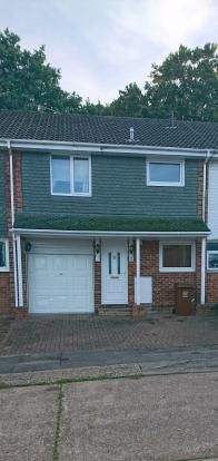 Thumbnail Terraced house to rent in Fairfax Close, Parkwood, Gillingham, Kent