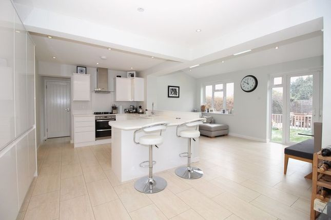 Thumbnail Semi-detached house for sale in Northcote Road, Sidcup