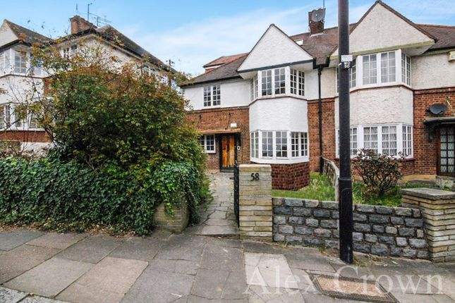 Thumbnail Semi-detached house to rent in Wolseley Road, London