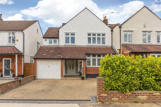 Thumbnail Semi-detached house for sale in Selwyn Road, New Malden