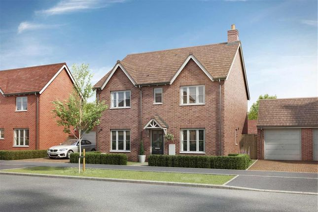 """Thumbnail Detached house for sale in """"The Thornford - Plot 147"""" at Lancaster Avenue, Maldon"""