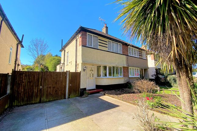 Thumbnail Semi-detached house to rent in Amherst Drive, Orpington