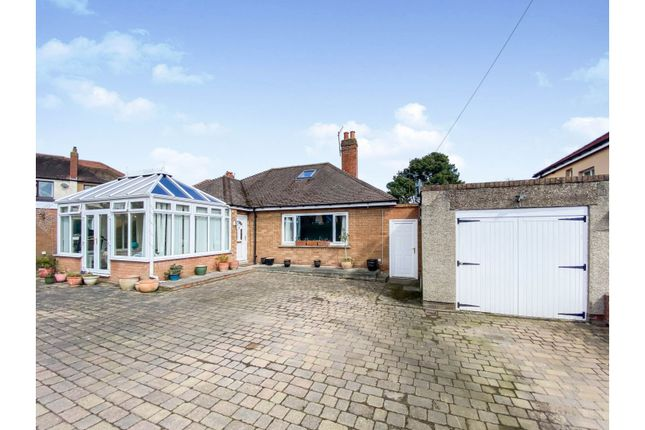 Thumbnail Detached bungalow for sale in Morwick Road, Morpeth