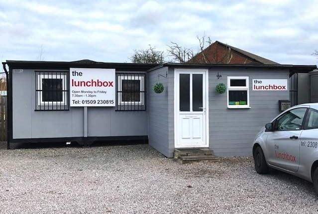 Thumbnail Retail premises for sale in Jubilee Drive, Loughborough