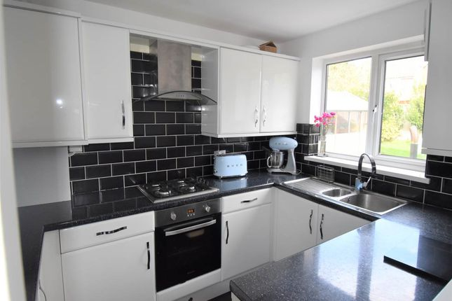 Kitchen of Clovelly Place, Newton, Swansea SA3