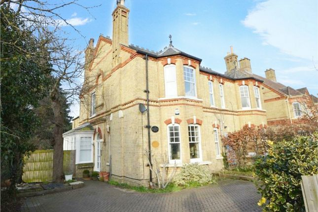 Thumbnail Semi-detached house for sale in Brampton Road, Huntingdon