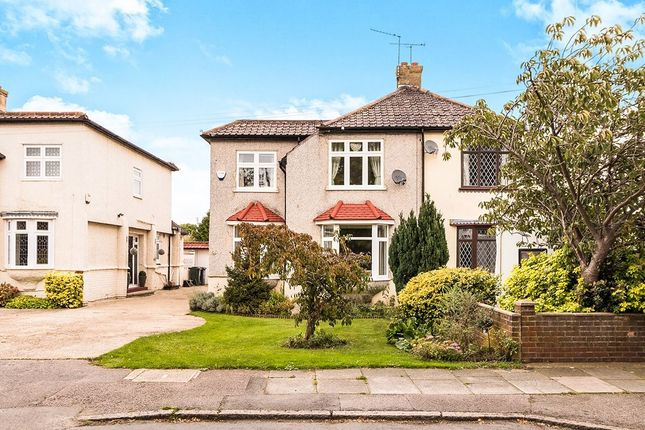 Thumbnail Semi-detached house for sale in Lawrence Hill Gardens, Dartford