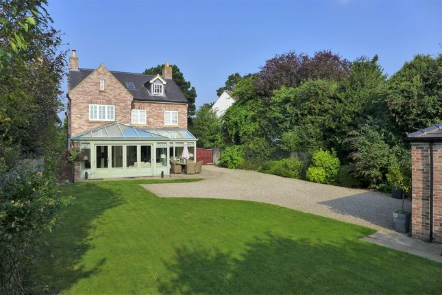 Thumbnail Detached house for sale in Kirkby Road, Ripon