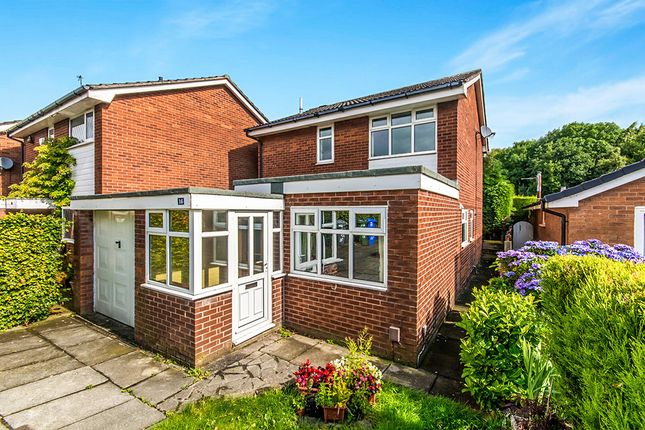 Thumbnail Detached house for sale in Linksfield, Denton, Manchester