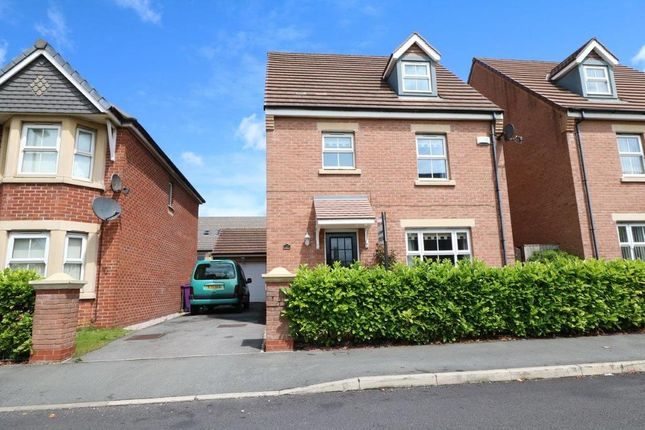 Thumbnail Detached house for sale in Immingham Drive, Liverpool