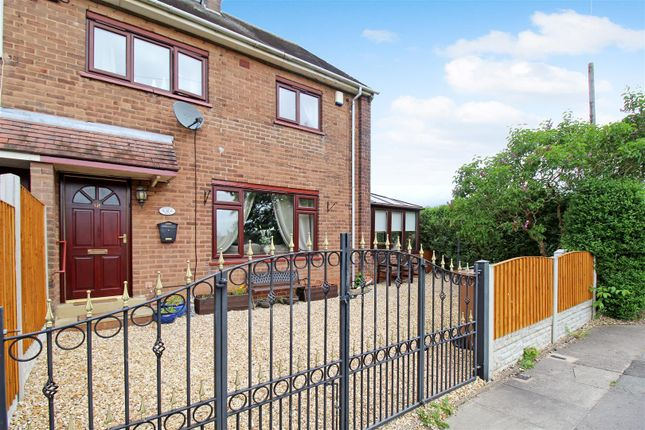 3 bed semi-detached house for sale in Mowbray Walk, Sneyd Green, Stoke-On-Trent ST1