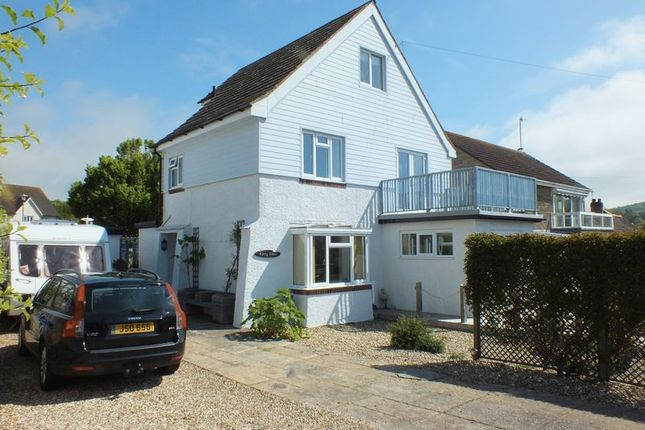 Thumbnail Detached house for sale in Meadow Way, Charmouth, Bridport