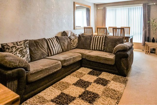 Living Room of Park Road South, Prenton, Wirral CH43