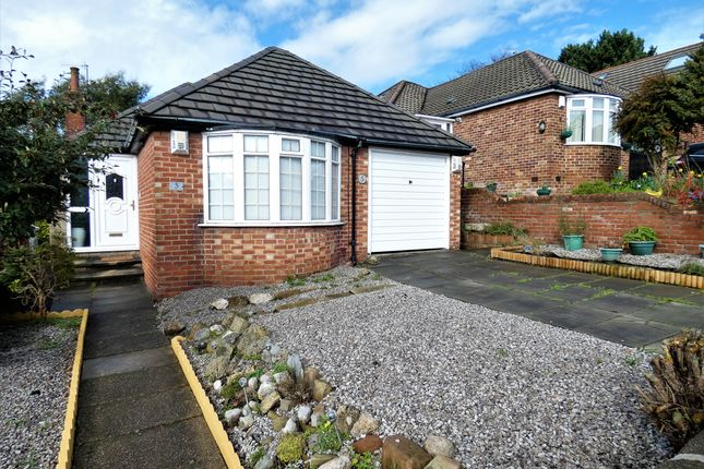 Thumbnail Detached bungalow for sale in Merrion Close, Woolton, Liverpool