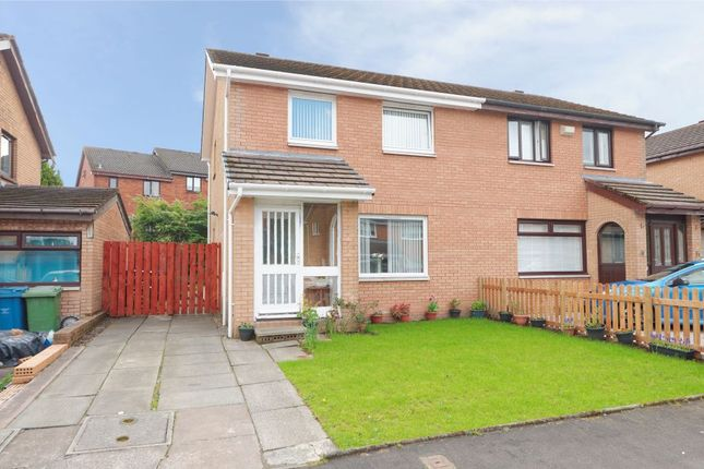 Thumbnail Semi-detached house for sale in 11 Foxglove Place, Darnley, Glasgow