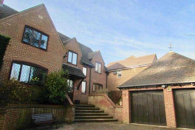 Thumbnail Detached house to rent in Back Lane, Chapel Brampton, Northampton