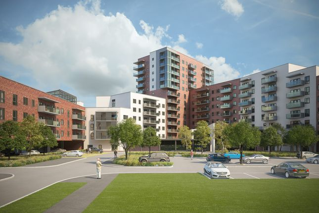 Thumbnail Flat for sale in Solihull Village, Stratford Road, Shirley