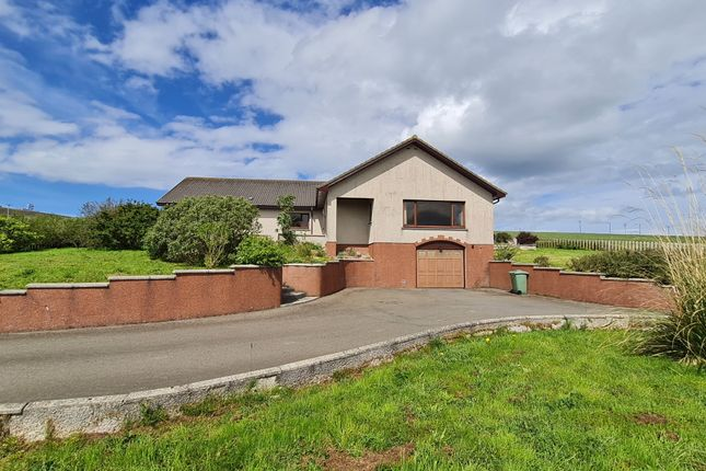 4 bed detached bungalow for sale in Old Finstown Road, St Ola, Orkney KW15
