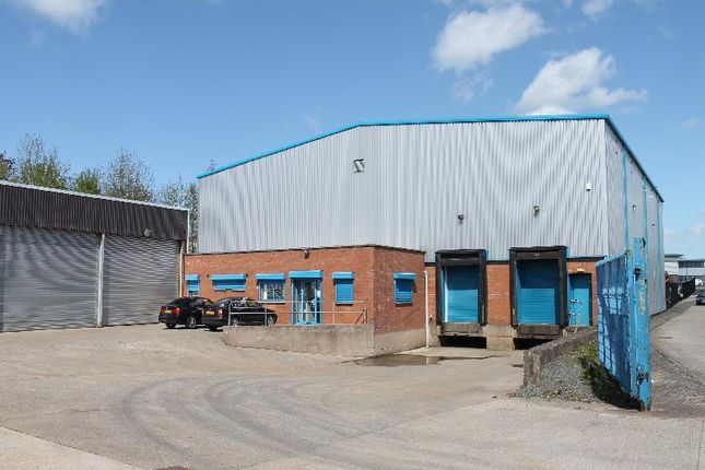 Thumbnail Warehouse for sale in Carn Road, Carn Industrial Estate, Portadown, County Armagh