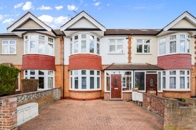 Thumbnail Terraced house for sale in Balmoral Gardens, London