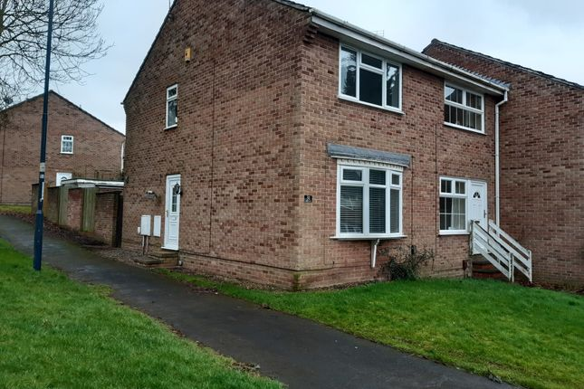 Thumbnail Semi-detached house to rent in Alder Close, Oakwood, Derby