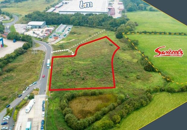 Thumbnail Industrial to let in Plot 43, Magnitude, Junction 18, M6, Middlewich, Cheshire