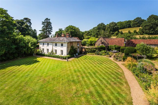 Thumbnail Country house for sale in The Street, Wonersh, Guildford, Surrey