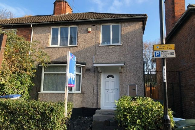 Thumbnail Semi-detached house for sale in St Georges Road, Stoke, Coventry, West Midlands