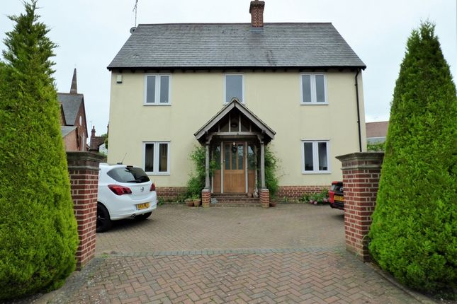 Thumbnail Detached house to rent in Lion Meadow, Steeple Bumpstead