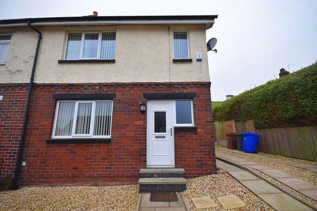 Thumbnail Semi-detached house for sale in Grassmere Terrace, Burslem, Stoke-On-Trent