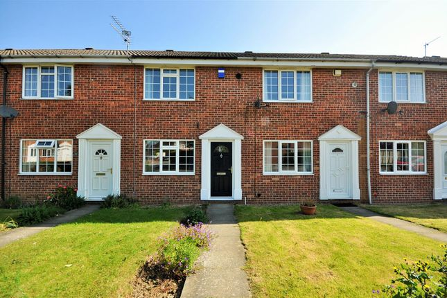 Thumbnail Terraced house to rent in Fairfax Croft, Copmanthorpe, York