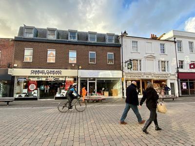 Thumbnail Retail premises to let in 95 Northbrook Street, Newbury, Berkshire