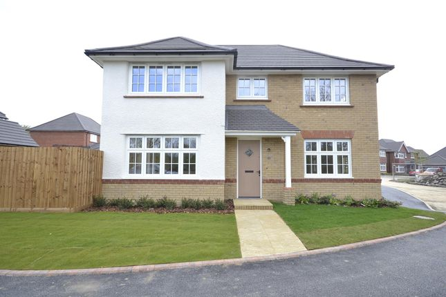 Thumbnail Detached house to rent in Valentine Road, Bishops Cleeve, Cheltenham