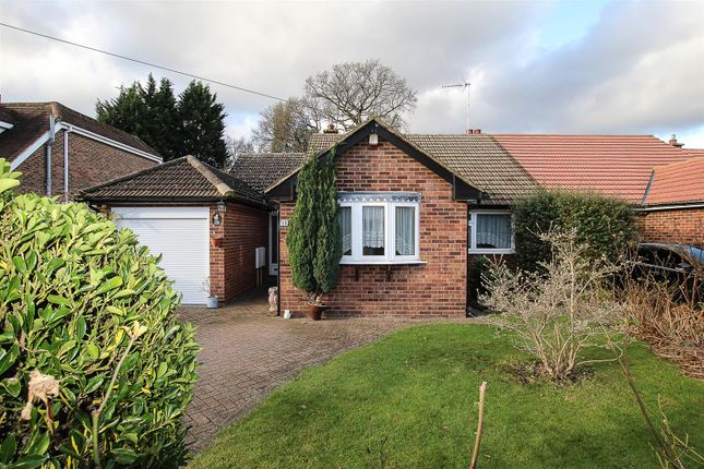 Thumbnail Semi-detached bungalow for sale in Oakwood Avenue, Hutton, Brentwood