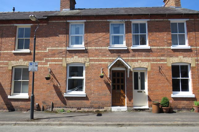 Thumbnail Terraced house for sale in Percy Street, Stratford-Upon-Avon