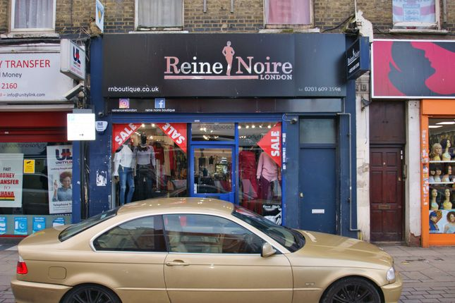 Commercial property to let in High Street, Harlesden, London