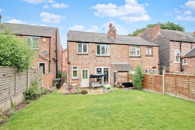 Thumbnail Semi-detached house for sale in Bowers Avenue, Mapperley, Nottingham