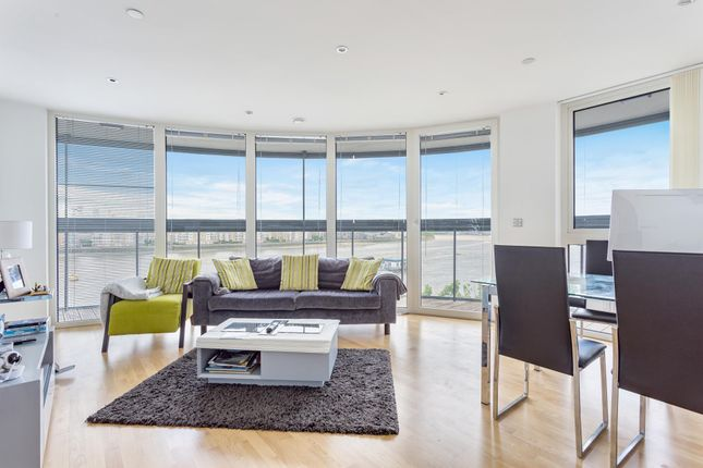 Thumbnail Flat for sale in Admirals Tower, Dowells Street, Greenwich