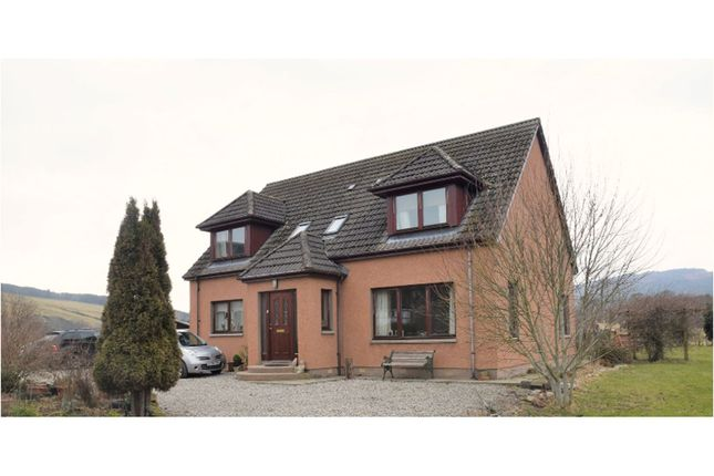 Detached house for sale in Blairninich, Strathpeffer
