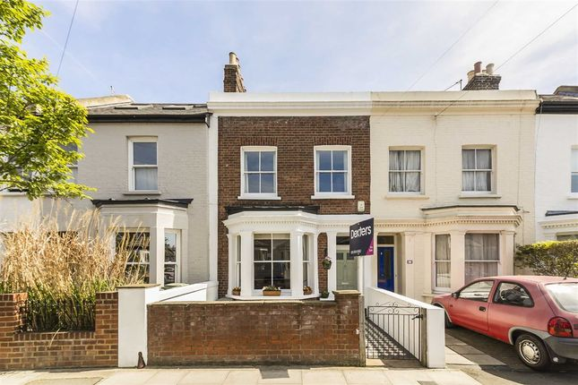 Thumbnail Terraced house for sale in Graham Road, London