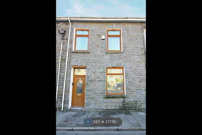 Thumbnail Terraced house to rent in Bute Street, Treherbert, Treorchy