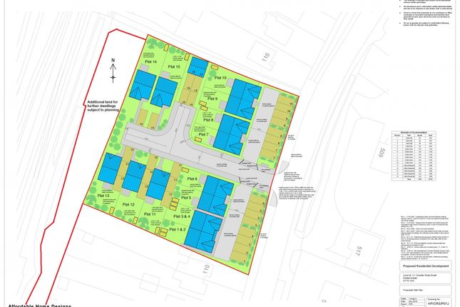 Thumbnail Land for sale in Chester Road South, Kidderminster, Worcestershire