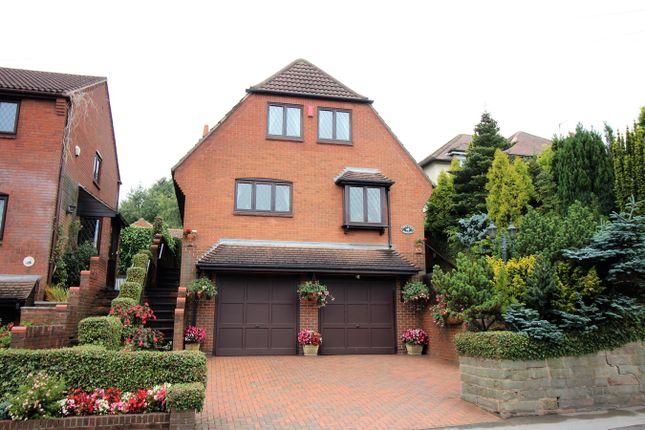 Thumbnail Detached house for sale in Moorgreen, Newthorpe, Nottingham
