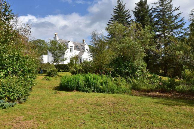 Thumbnail Detached house for sale in Kilchoan, Ardnamurchan
