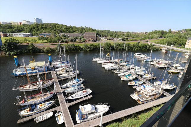 Flat for sale in Bayscape, Cardiff Marina, Watkiss Way, Cardiff