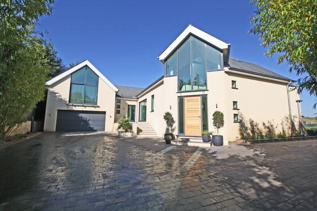 Thumbnail Detached house for sale in Mansfield Terrace, Budleigh Salterton