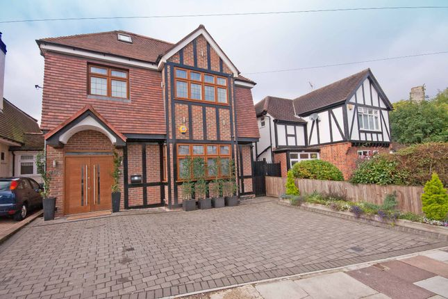 Thumbnail Detached house for sale in Rayners Lane, Pinner