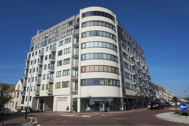 Thumbnail Flat for sale in 2 Egerton Road, Bexhill-On-Sea
